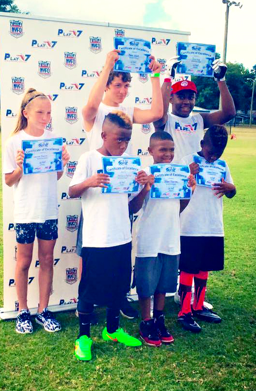 Play 7 Drayton Florence Foundation