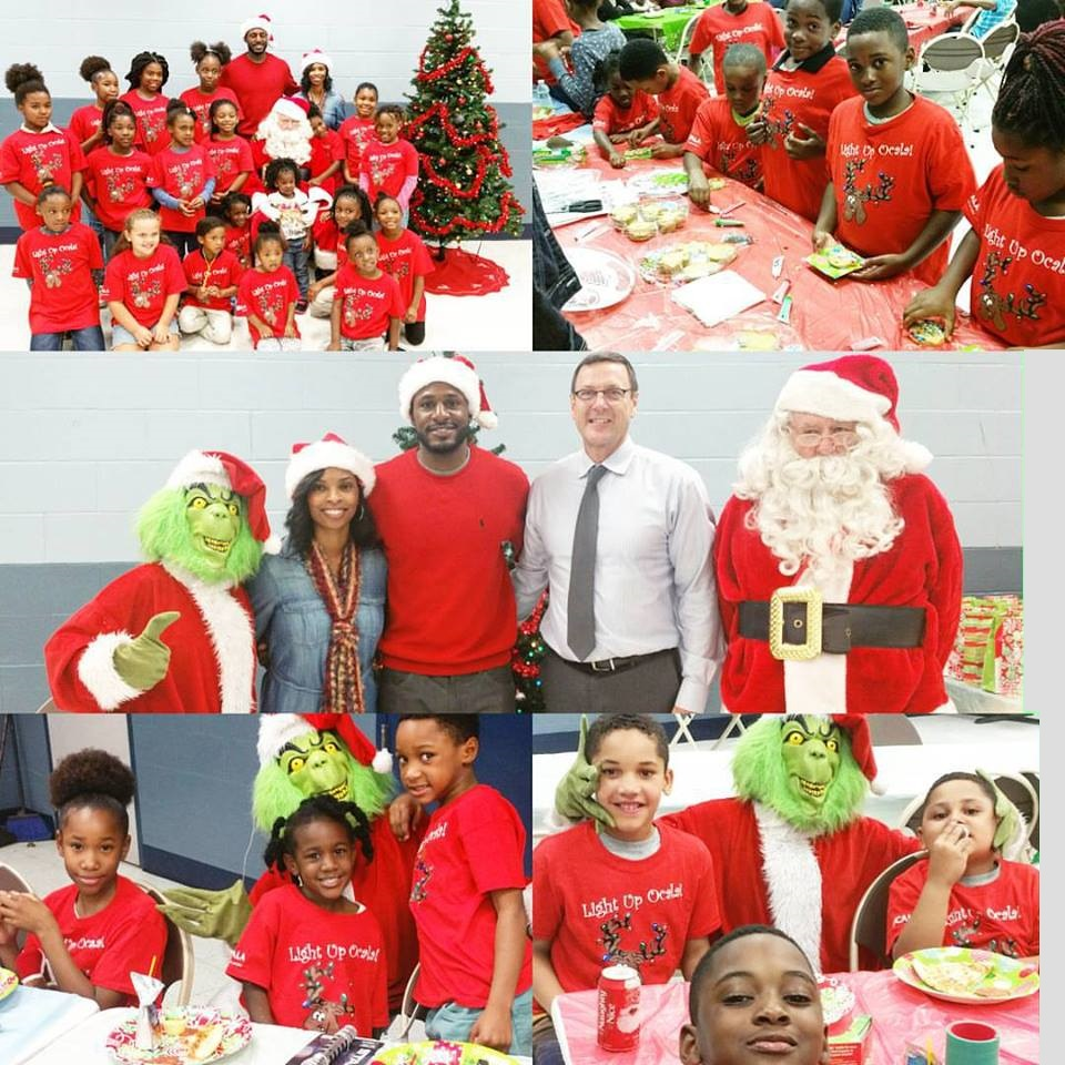 Drayton Florence Foundation Christmas Party 2015