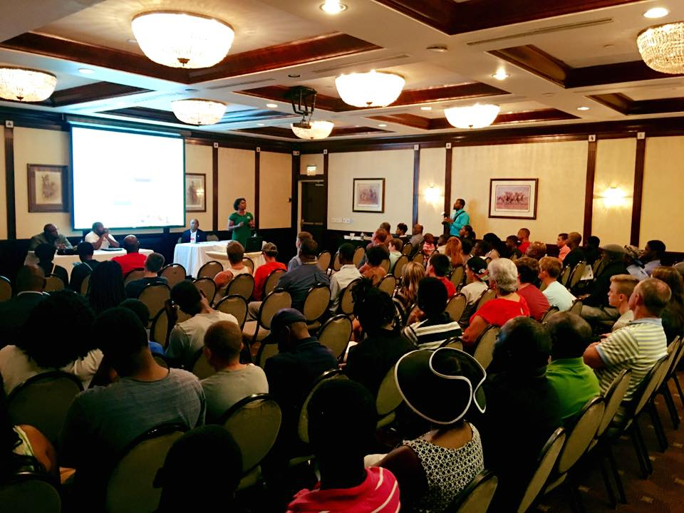 Drayton Florence Player Development Symposium 2016