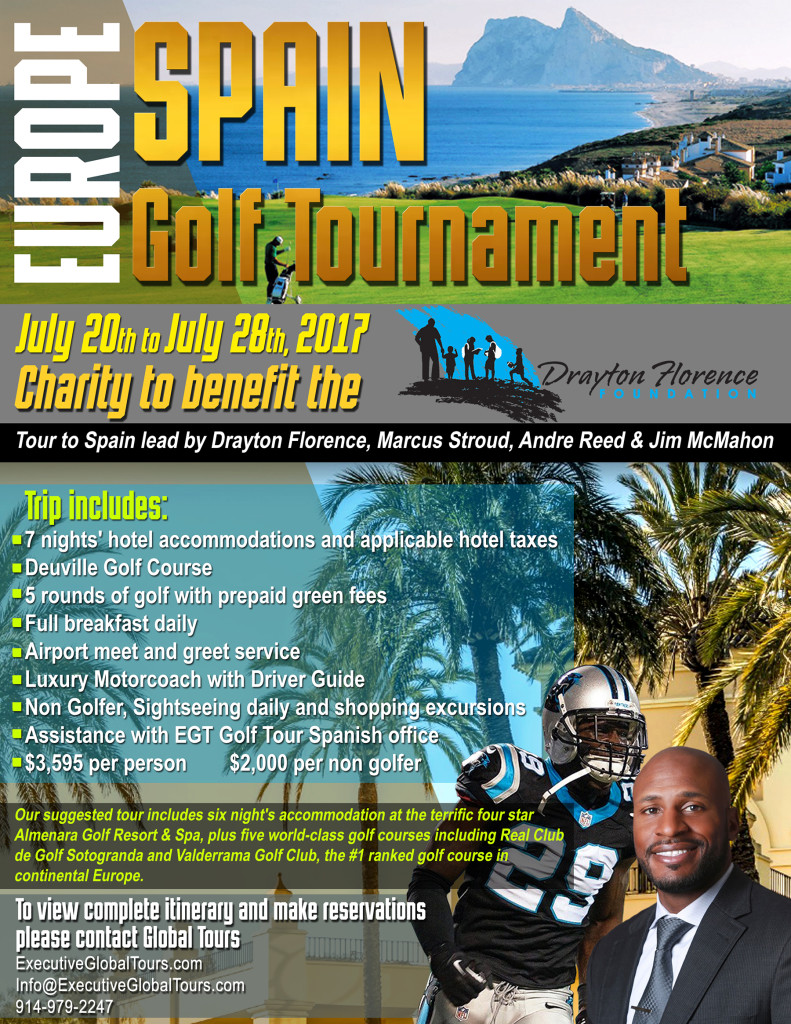2017 Spain Golf Tournament