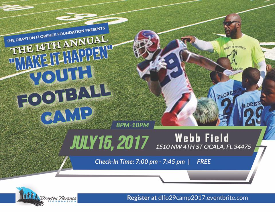 Make It Happen Youth Camp 2017